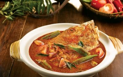 Dish of the Day: Fish Head Curry