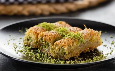 Dish of the Day: Baklava