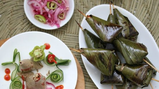 Dish of the Day: Satar