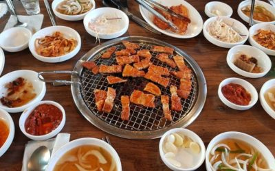 Be Amazed with these 5 Best Korean BBQ Places in KL